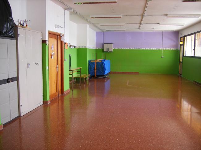 Sal n de usos m ltiples c e i p santa b rbara for Salon de usos multiples programa arquitectonico